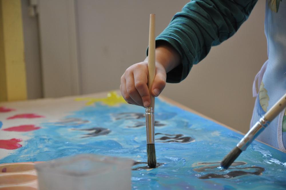 Kreatives Malen für Kinder und Jugendliche
