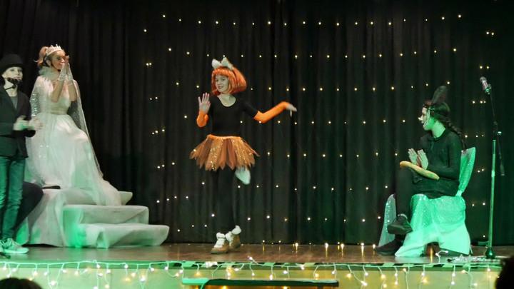 Schauspielkunst und Bühnenrede mit GLOBUS