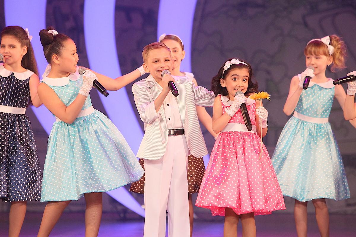 Детский вокальный ансамбль «Жемчужина»